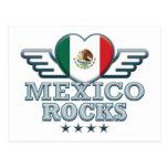 México oscila v2 tarjeta postal