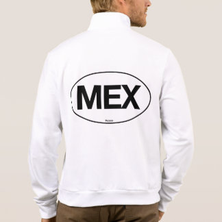 Mexico Oval Jacket