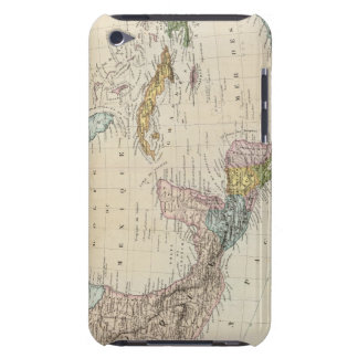 Mexico, Panama, Central America Barely There iPod Case