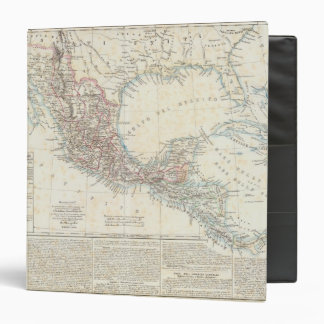 Mexico, Panama, Central America Binder