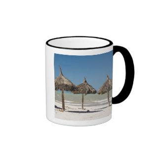 México península del Yucatán Progreso Paja Taza De Café
