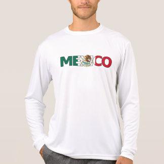 Mexico Performance Micro-Fiber Long Sleeve Tshirt