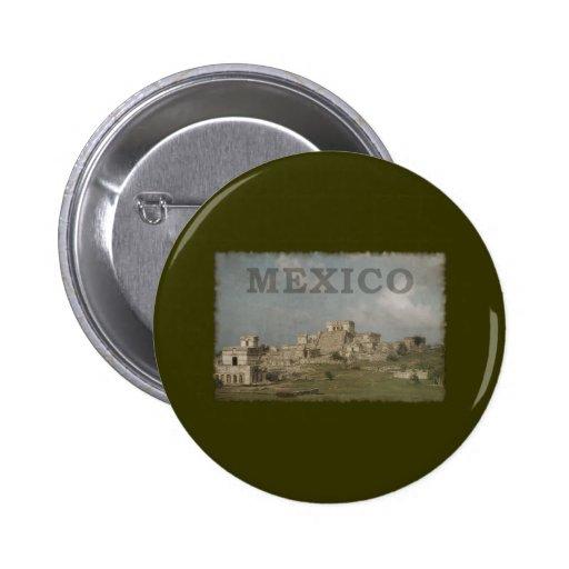 Mexico Pinback Button