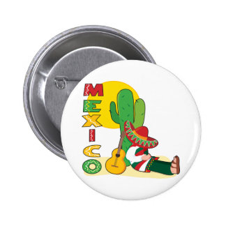 Mexico Pins