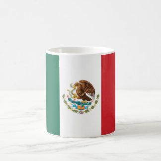 Mexico Plain Flag Coffee Mug