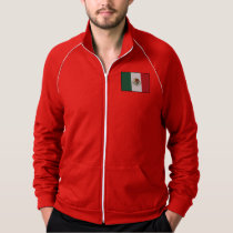 Mexico Plain Flag Jacket