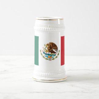 Mexico Plain Flag Mug