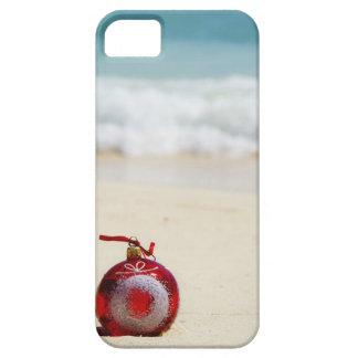 México, Playa del Carmen, decoración del navidad iPhone 5 Cobertura