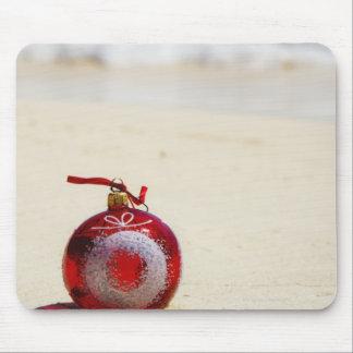 México, Playa del Carmen, decoración del navidad Mousepads