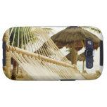Mexico, Playa Del Carmen, hammock on beach Samsung Galaxy SIII Covers