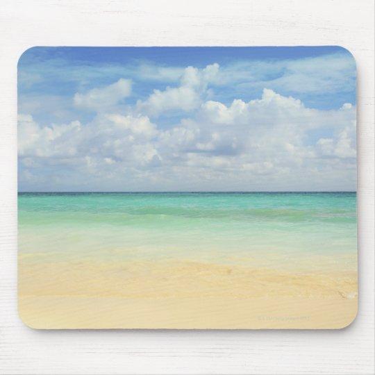 Mexico, Playa Del Carmen, seascape 2 Mouse Pad