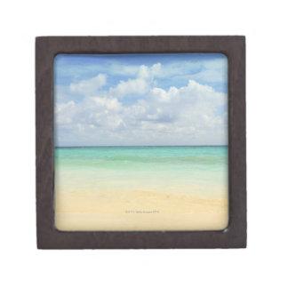 Mexico, Playa Del Carmen, seascape 2 Premium Keepsake Box