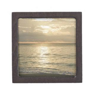 Mexico, Playa Del Carmen, seascape 3 Premium Gift Boxes