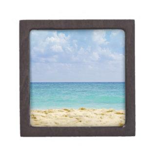 Mexico, Playa Del Carmen, seascape 4 Premium Gift Box