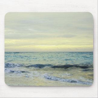 Mexico, Playa Del Carmen, seascape 5 Mouse Pad