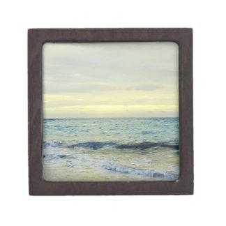 Mexico, Playa Del Carmen, seascape 5 Premium Gift Boxes