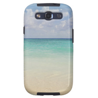 Mexico, Playa Del Carmen, seascape Samsung Galaxy S3 Case