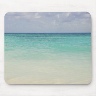 Mexico, Playa Del Carmen, seascape Mouse Pad