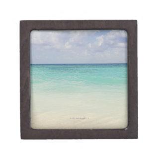 Mexico, Playa Del Carmen, seascape Premium Jewelry Boxes