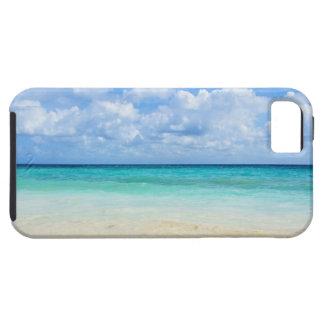 Mexico, Playa Del Carmen, tropical beach iPhone 5 Cases