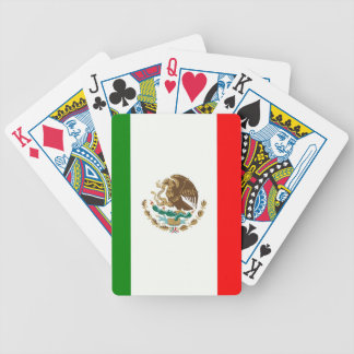 Mexico Bicycle Playing Cards