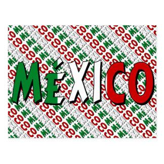 México Postcard