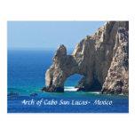 Mexico Postcard - Cabo San Lucas
