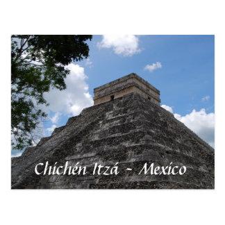 Mexico Postcard - Chichén Itzá
