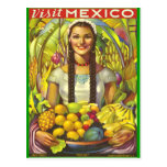 Mexico Postcard Post Cards