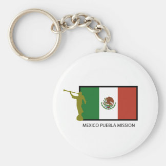 MEXICO PUEBLA MISSION LDS CTR KEYCHAINS