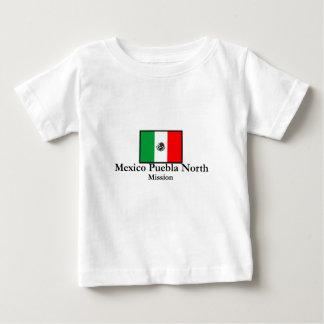 Mexico Puebla North Mission Baby T-Shirt