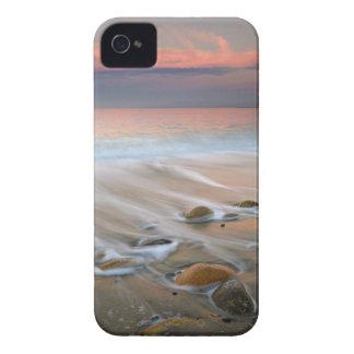 México, Puerto Vallarta.  La bahía de Banderas iPhone 4 Case-Mate Carcasa