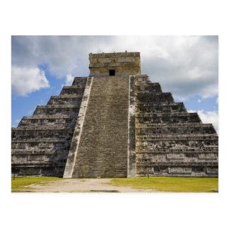 México, Quintana Roo, cerca de Cancun, Chichen 2 Postal