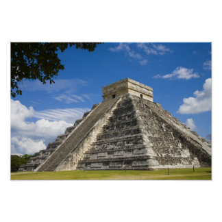 México, Quintana Roo, cerca de Cancun, Chichen 5 Posters