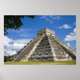 México, Quintana Roo, cerca de Cancun, Chichen 5 Póster