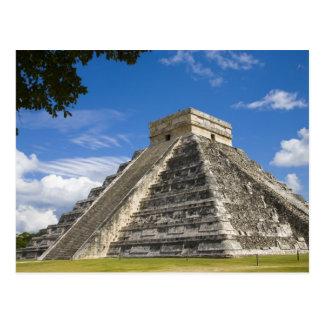 México, Quintana Roo, cerca de Cancun, Chichen 5 Postales