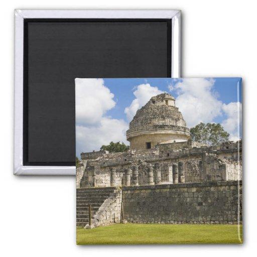 México, Quintana Roo, cerca de Cancun, Imán Cuadrado