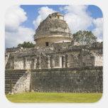 México, Quintana Roo, cerca de Cancun, Pegatina Cuadrada
