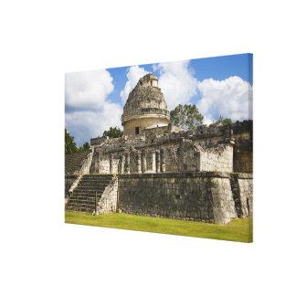 Mexico, Quintana Roo, near Cancun, Canvas Print