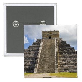 Mexico, Quintana Roo, near Cancun, Chichen 2 Button