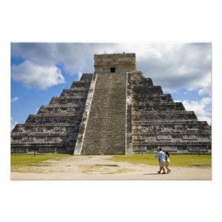 Mexico, Quintana Roo, near Cancun, Chichen 2 Photograph