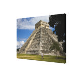Mexico, Quintana Roo, near Cancun, Chichen 5 Stretched Canvas Prints