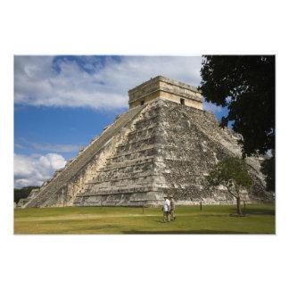 Mexico, Quintana Roo, near Cancun, Chichen 5 Photo Art