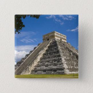 Mexico, Quintana Roo, near Cancun, Chichen 5 Pinback Button