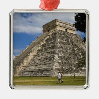 Mexico Quintana Roo near Cancun Chichen 6 Ornament