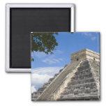 Mexico, Quintana Roo, near Cancun, Chichen Magnets