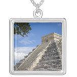 Mexico, Quintana Roo, near Cancun, Chichen Pendants