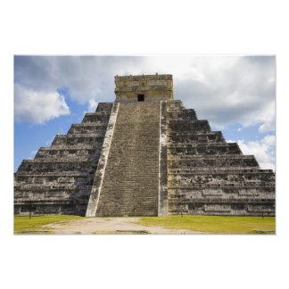 Mexico, Quintana Roo, near Cancun, Chichen Photo Print