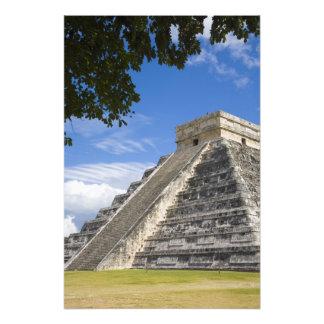 Mexico, Quintana Roo, near Cancun, Chichen Art Photo