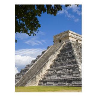 Mexico, Quintana Roo, near Cancun, Chichen Postcard